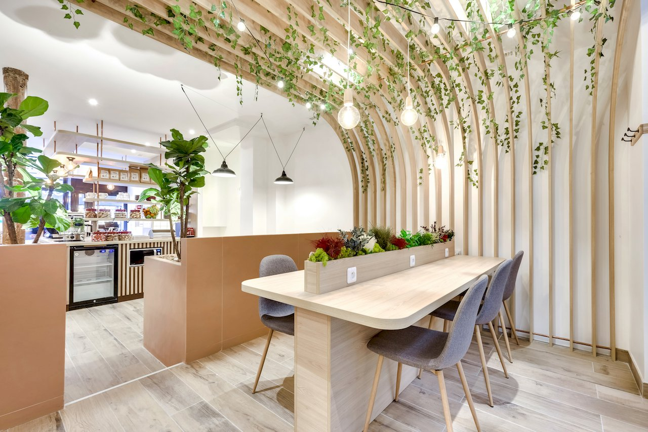 Hubsy République - café coworking - retrouvez cet espace sur Neo-nomade