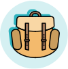 backpack nomade